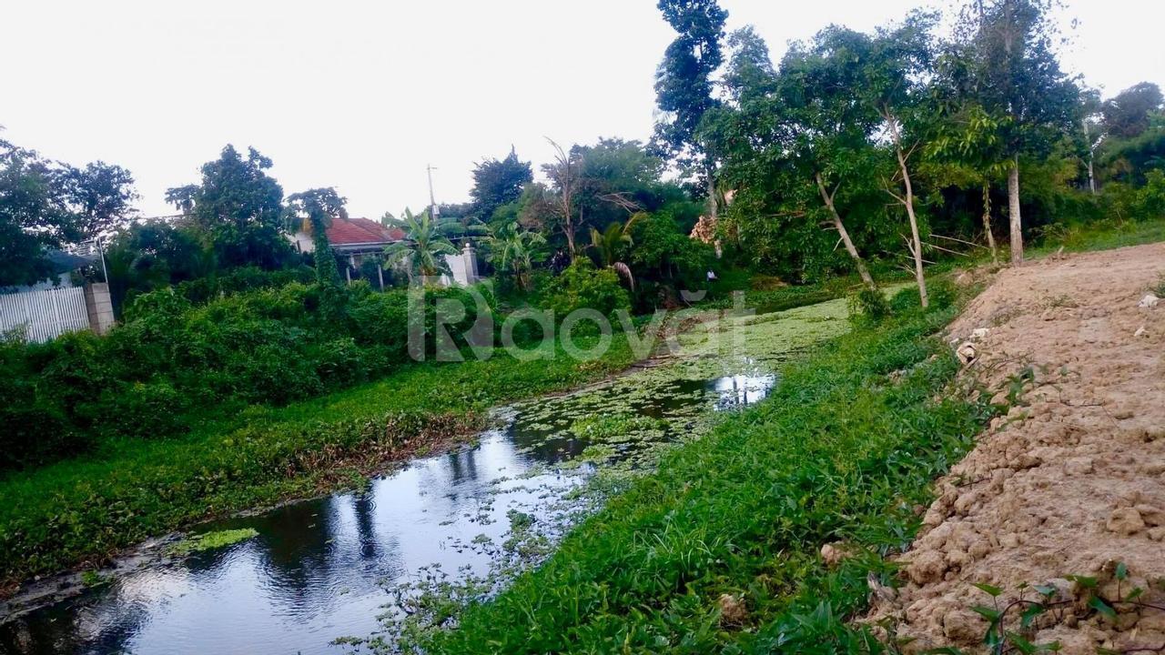Đất thổ cư hồ suối ven Nha Trang 14km - 185m2