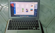 Macbook air 11.6inch 2015 core i5 ram 4gb