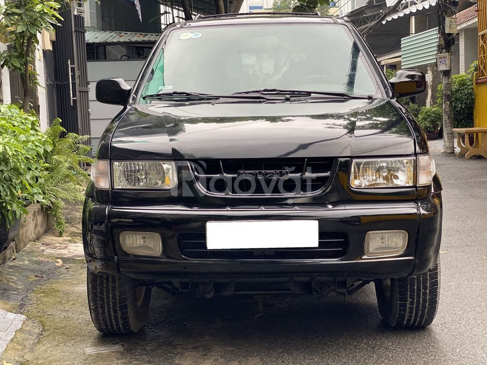 Isuzu Highlander, tự động, máy dầu 2005 màu đen