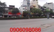Bán gấp nhà mặt phố Nguyễn Văn Cừ - Long Biên