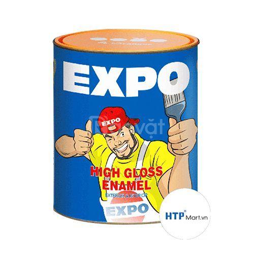 Cửa hàng sơn dầu Expo Alkyd cho sắt thép chính hãng