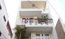 Bán căn nhà 3 lầu 60m2 đường Đặng Thùy Trâm, Bình Thạnh