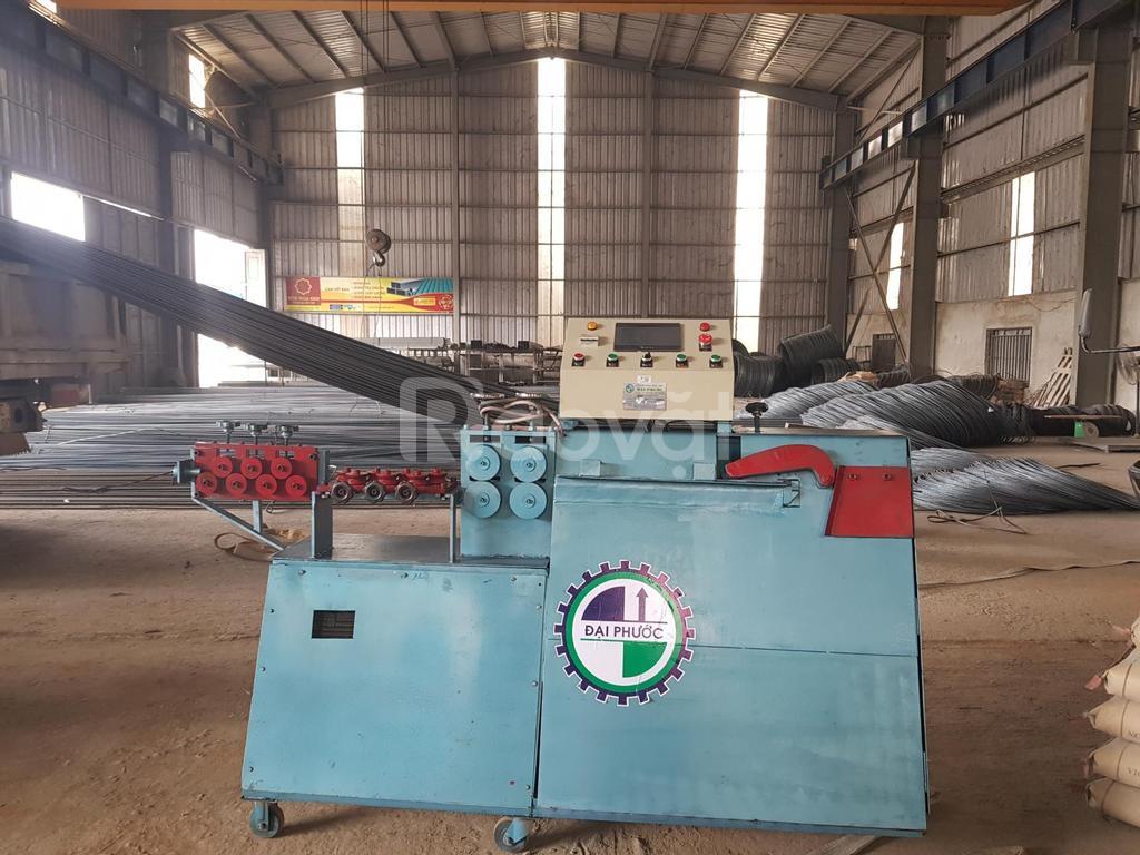 Máy bẻ đai sắt tốc độ nhanh công ty Đại Phước