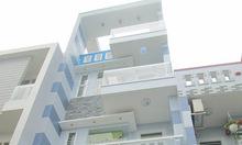 Bán nhà mới đẹp 60m2 vuông vức HXH sát MT đường Bạch Đằng gần quận 1