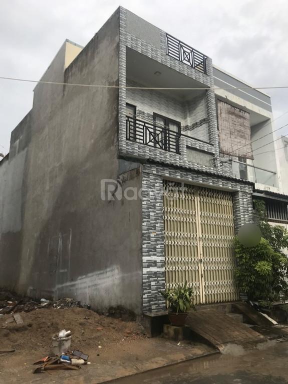 Bán nhà hẻm xe hơi đường Gò Cát, DT 4.2m x 12.7m, 1 lầu 1 tum, SHR