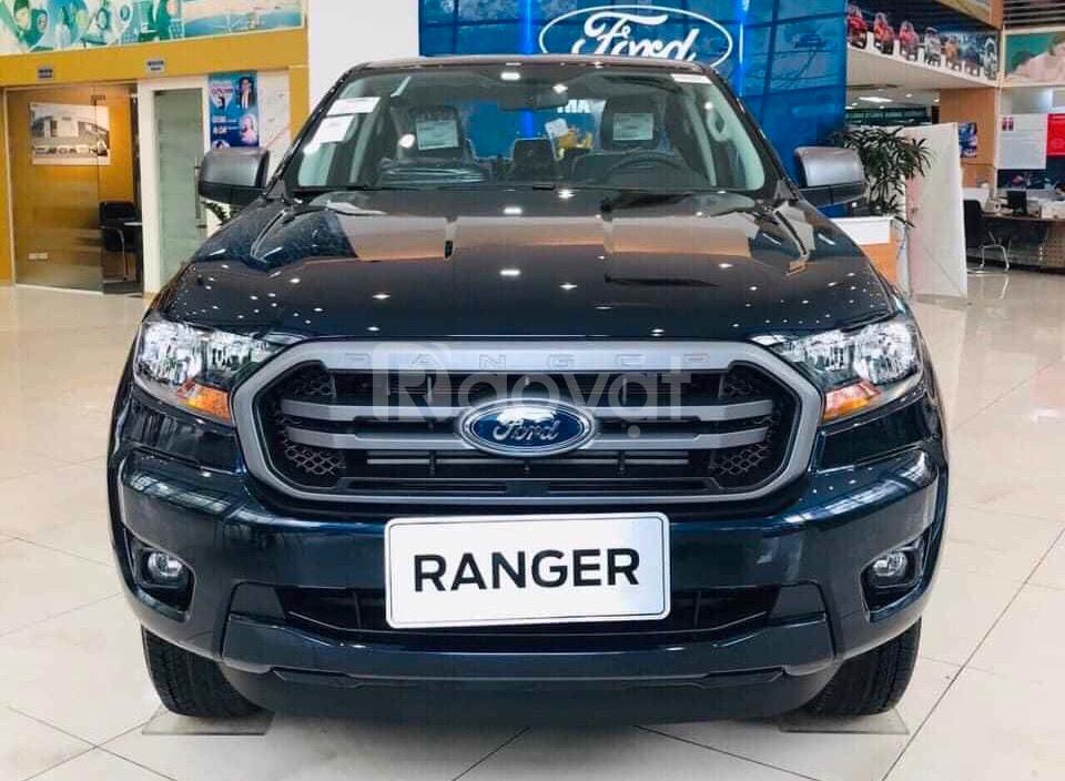 Xe Ford Ranger XLS chỉ cần 185tr giao xe ngay