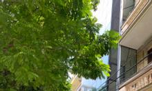 Cho thuê nhà 5 tầng mới xây làm VP, phố Xuân La, thang máy, điều hòa