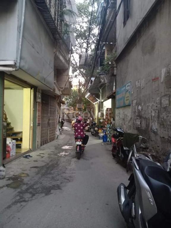 Bán nhà Minh khai, Hoàng Mai 50m, 3T, MT4