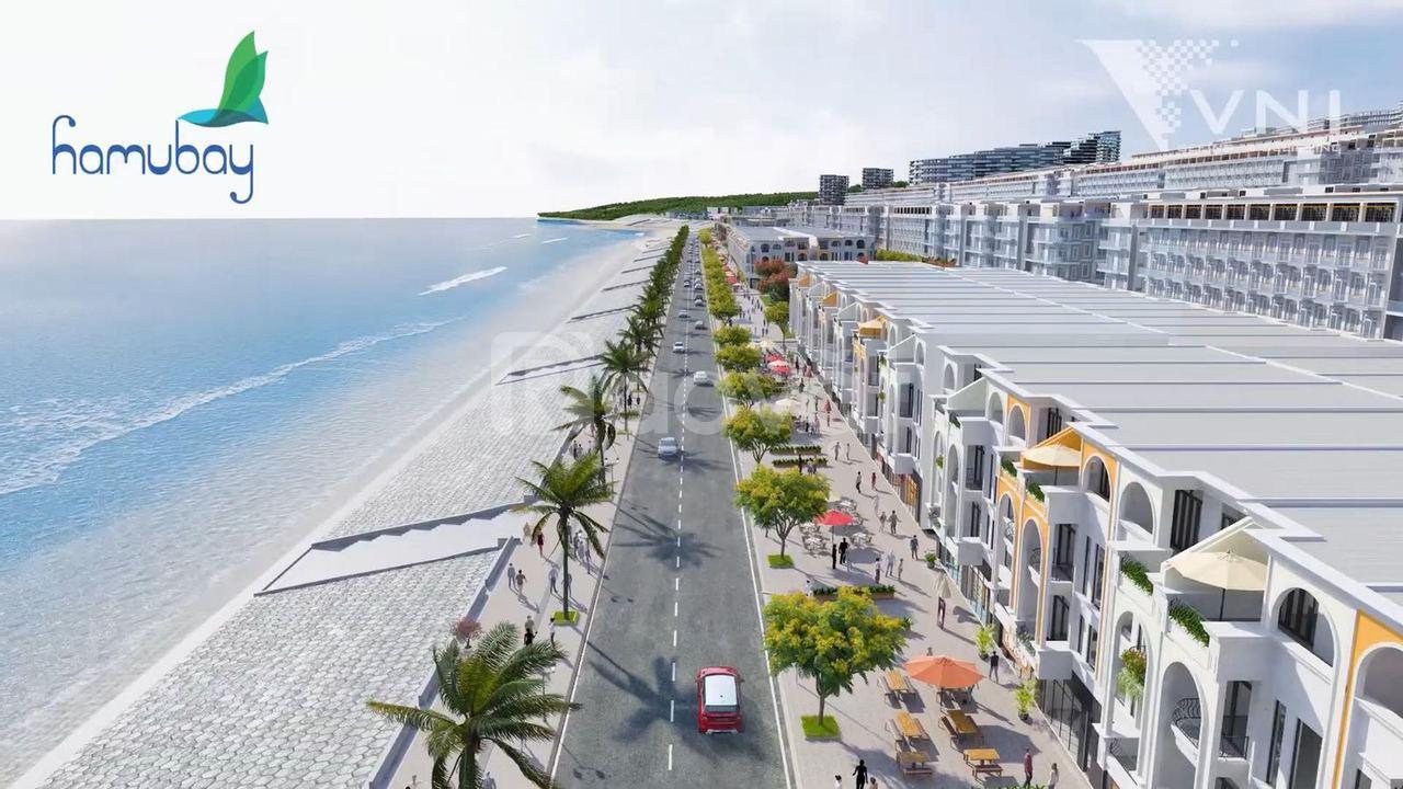 Đất nền sổ đỏ sở hữu lâu dài mặt tiền biển trung tâm Phan Thiết