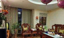 Bán nhà phố Trương Định 50m2, 5 tầng, ô tô đỗ cửa, 10m ra mặt phố