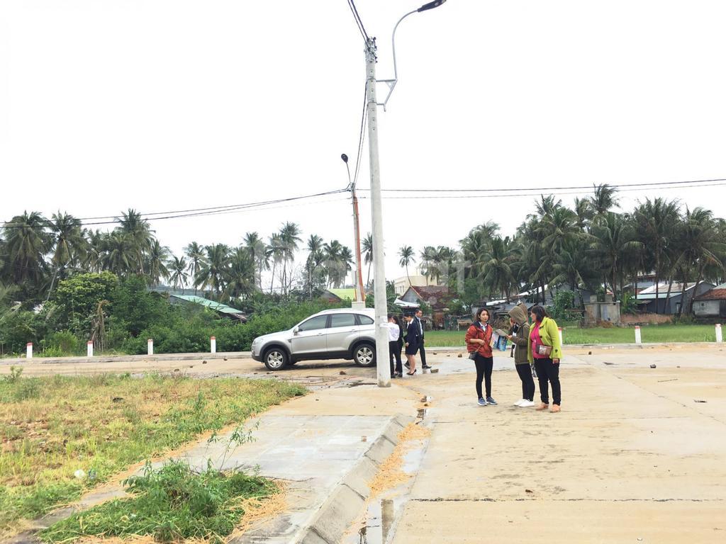 1 lô MT đường 12m, liền kề Vịnh Xuân Đài, Phú Yên