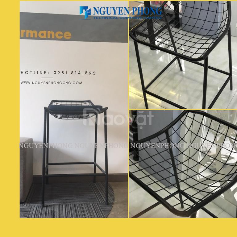 Mẫu bàn ghế, ghê dài sắt nghệ thuật độc đáo, được yêu thích năm 2020