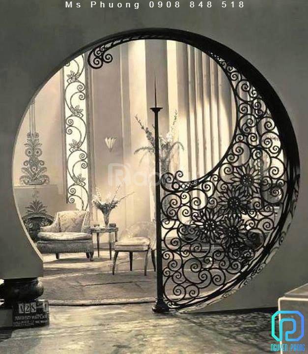 Nguyên Phong thiết kế, gia công, lắp đặt trọn gói các hạng mục sắt nghệ thuật cnc cho quý khách