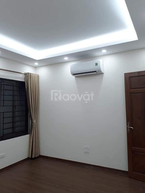 Nhà full nội thất Ngọc Thụy 53m2, 4 tầng