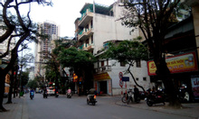 Bán nhà mặt phố Vạn Bảo lô góc kinh doanh tấp nập, 70m2*5T