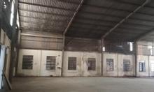 Cho thuê gấp nhà xưởng 2.500m2, mặt tiền Phan Văn Hớn, Hóc Môn