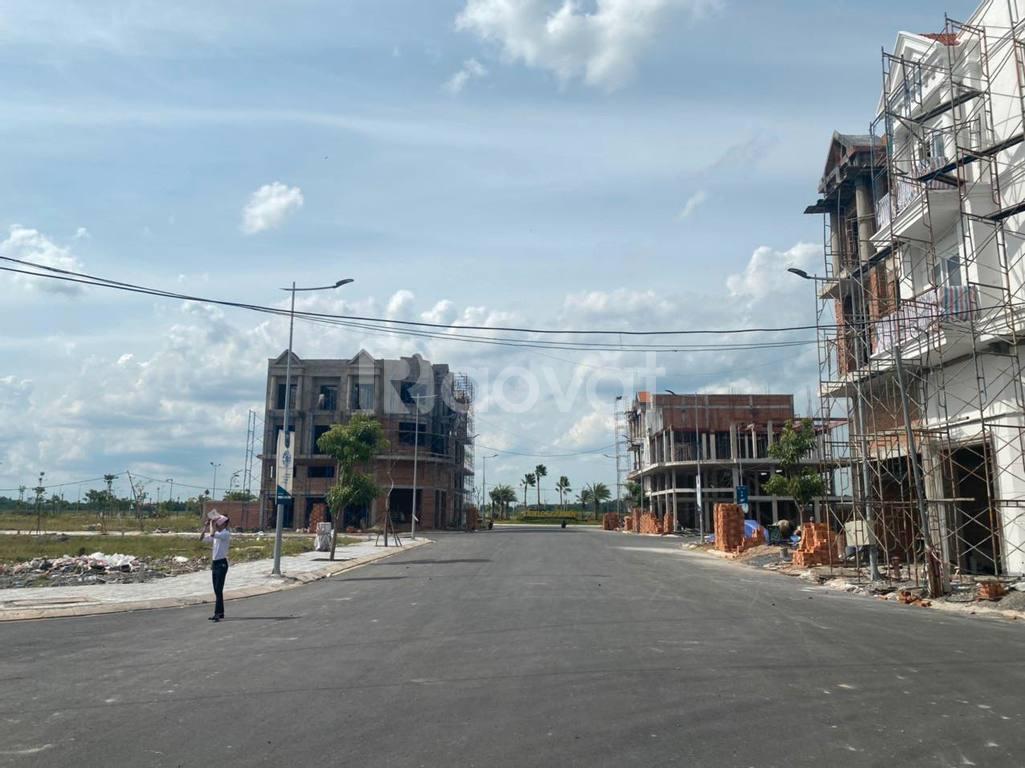Dự á Tiến Lộc Garden mở bán giai đoạn hoàn thiện hạ tầng