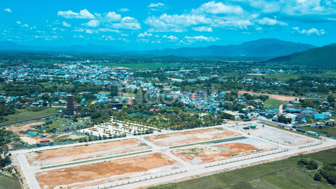 Đất nền có sổ khu đô thị mới Cẩm Văn, Bình Định