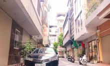 Bán nhà phố Huỳnh Thúc Kháng, ôtô, kinh doanh đỉnh 42m2*5t