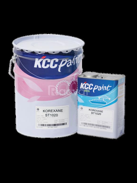 Đại lý chuyên cung cấp giá sơn Epoxy hai thành phần KCC, giá tốt