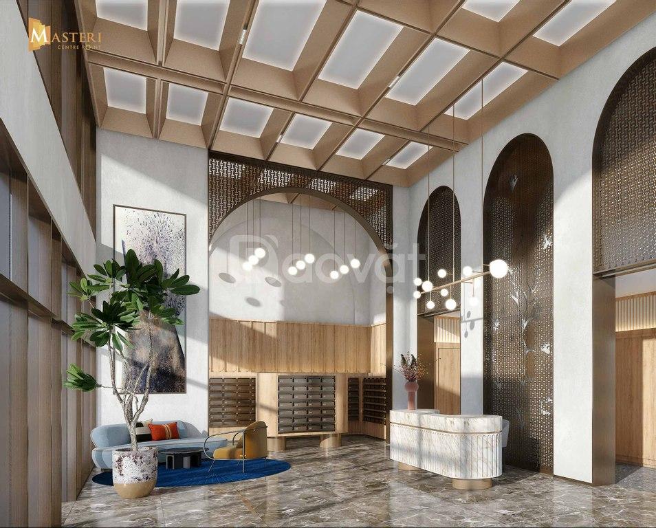 Mở bán đợt 1 căn hộ Masteri Quận 9, TT 30% nhận nhà