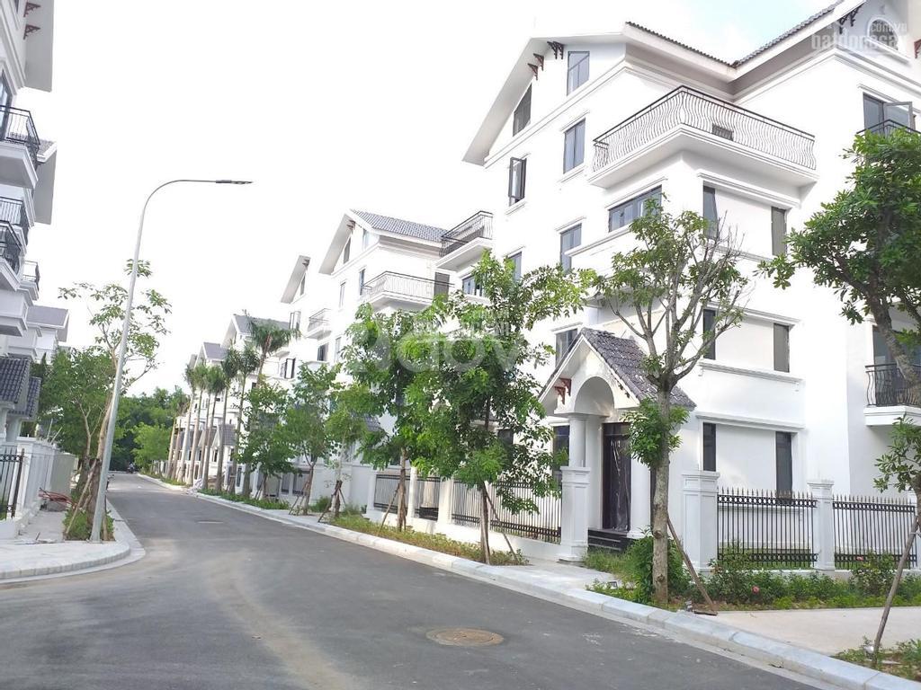 Bán liền kề Hateco Xuân Phương, đường 40m, đối diện công viên