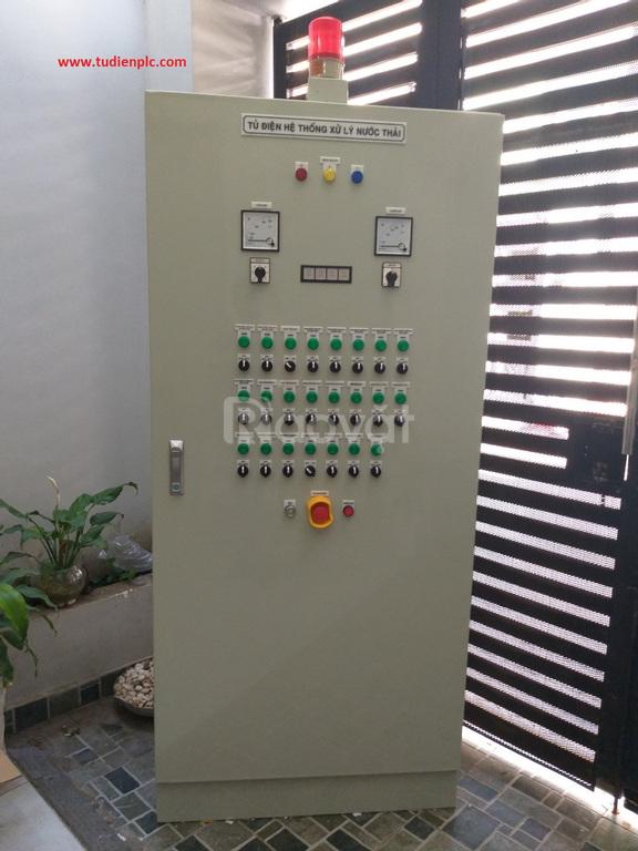 Nhận thiết kế, lắp đặt tủ điện, lập trình PLC/ HMI/ SCADA