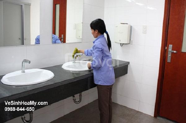 Công ty vệ sinh văn phòng uy tín