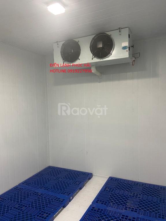 Chuyên cung cấp và lắp đặt kho lạnh