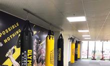 Setup phòng tập võ boxing