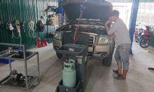 Sửa chữa ôtô tại Nha Trang