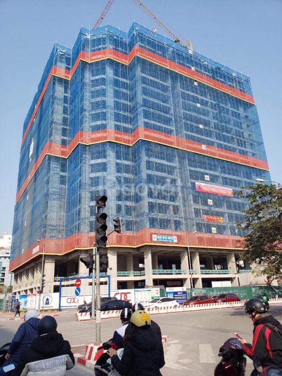 Suất ngoại giao chung cư C22 Bộ Công An, Thành Thái