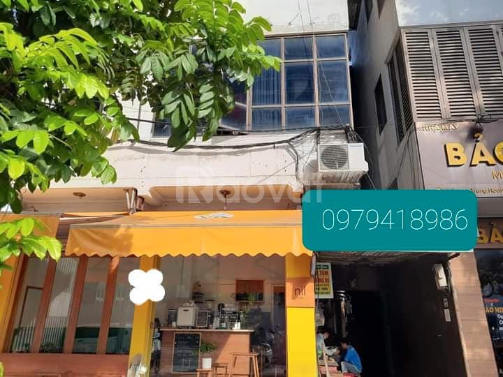 Bán nhà mặt phố Quang Trung 60m, MT 9m
