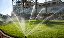 Tưới cảnh quan sân vườn, hệ thống tưới hiệu quả giá rẻ tại Hà Nội