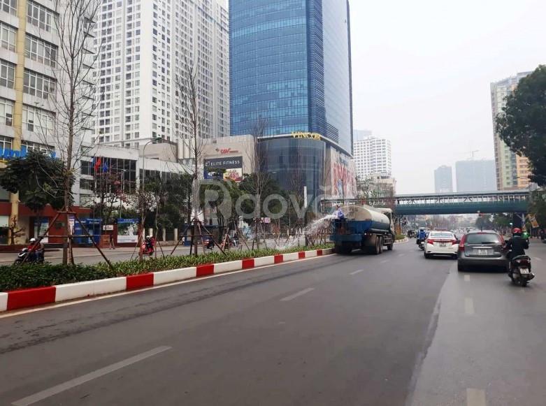 Bán nhà 50m2*5 tầng Nguyễn Chí Thanh, ôtô, kinh doanh