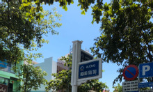 Bán lô đất mặt tiền đường Hoàng Văn Thụ, Phước Ninh, Hải Châu