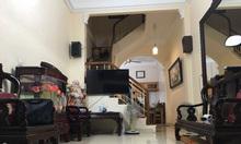 Nhà ở Ngõ Phương Mai sát cạnh bệnh viện Bạch Mai, ôtô, DT35m, 4 tầng