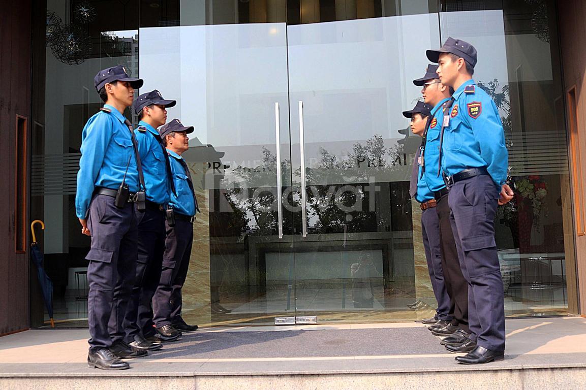 Bảo vệ SOS Dịch vụ bảo vệ tòa nhà uy tín, chuyên nghiệp