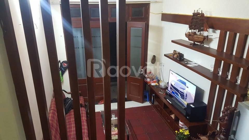 Cần bán nhà Tam Trinh 41.5m2, 5T, MT3.5m
