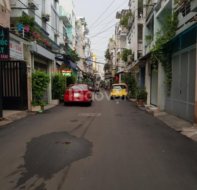 Bán gấp nhà hẻm Thành Thái, DT 60m2