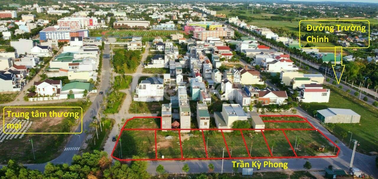 Đất Xanh ra mắt giỏ hàng đất biệt thự đã có sổ trung tâm Quảng Ngãi
