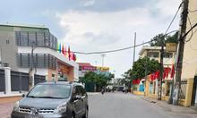Bán đất gần chợ Ngọc Thụy, đường rộng, ô tô vào nhà