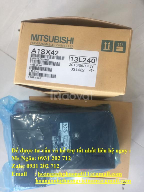 Mô đun ngõ vào PLC Mitsubishi A1SX42