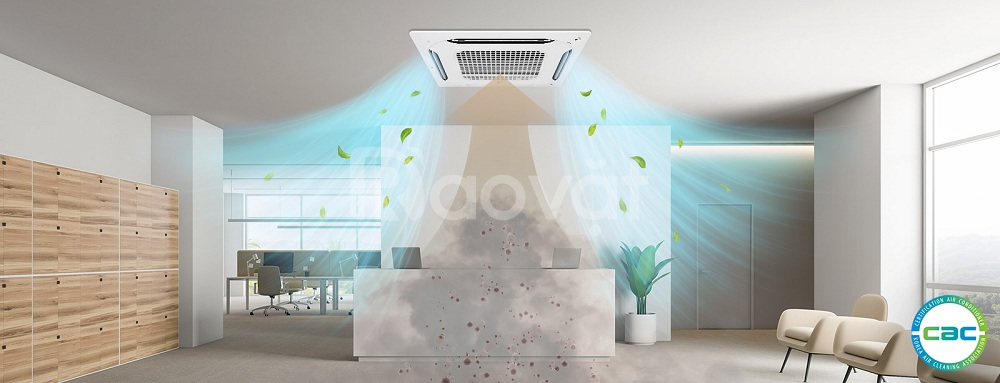 Nơi phân phối và thi công máy lạnh âm trần LG giá tốt chính hãng