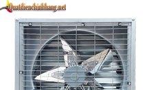 Quạt thông gió vuông công nghiệp 600