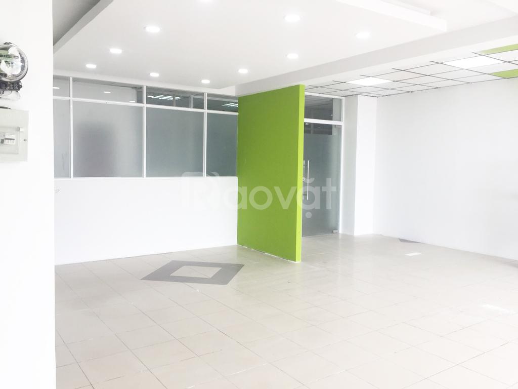 Cho thuê văn phòng 60m2, chỗ để xe thoải mái