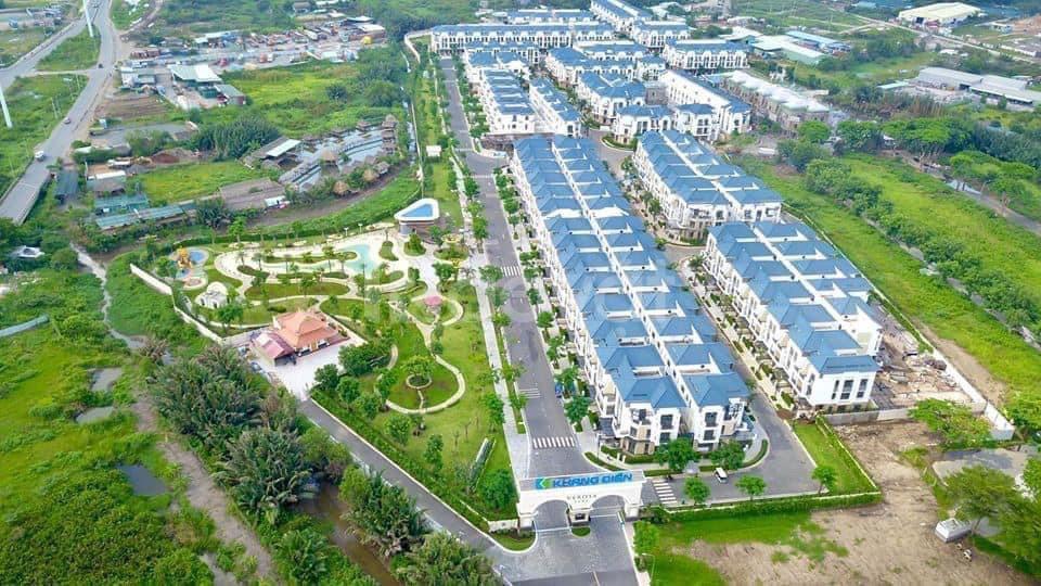 Verosa Khang Điền ngay trục đường chính 20m, đối diện công viên lớn
