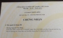 Cần vốn kinh doanh bán lỗ lô đất xã Yên Bài, Ba Vì