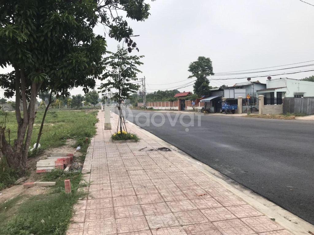 Đất thổ cư xã Tân Phú Trung Có sổ
