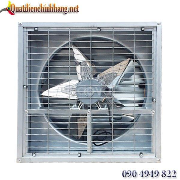 Quạt thông gió vuông công nghiệp SHRV 700